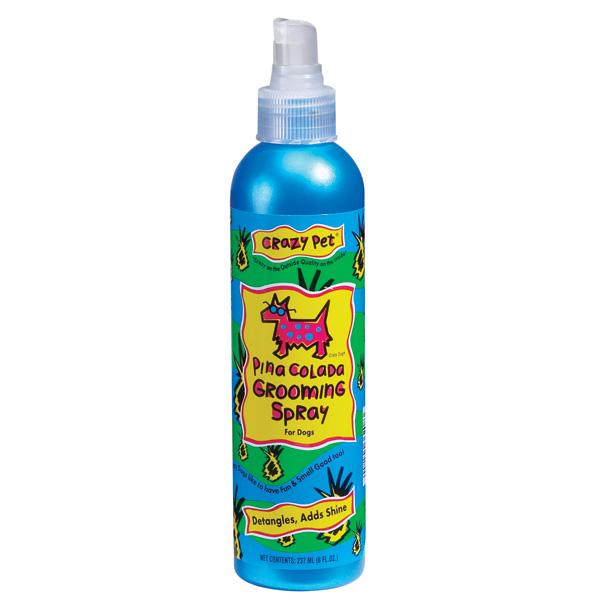 Crazy Dog Grooming Spray Cologne - Pina Colada