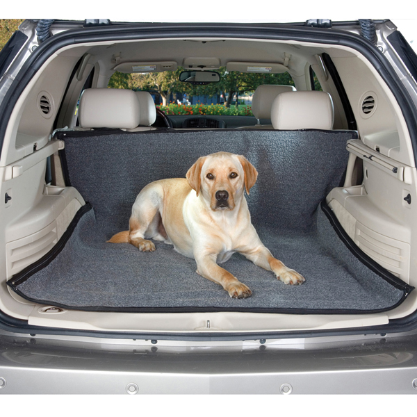 Cruising Companion All Season Dog Cargo Cover - Black