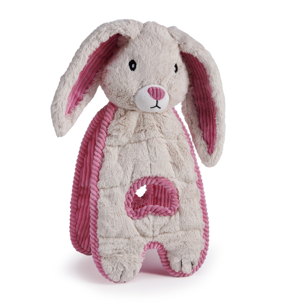 Cuddle Tugs - Blushing Bunny