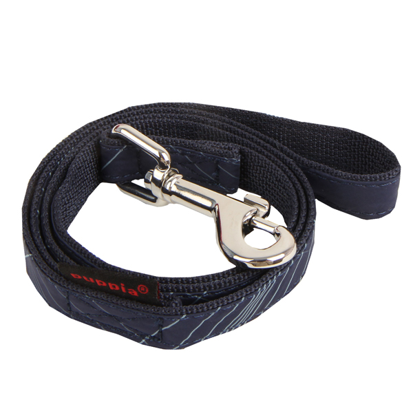 Cyberspace Dog Leash by Puppia - Navy