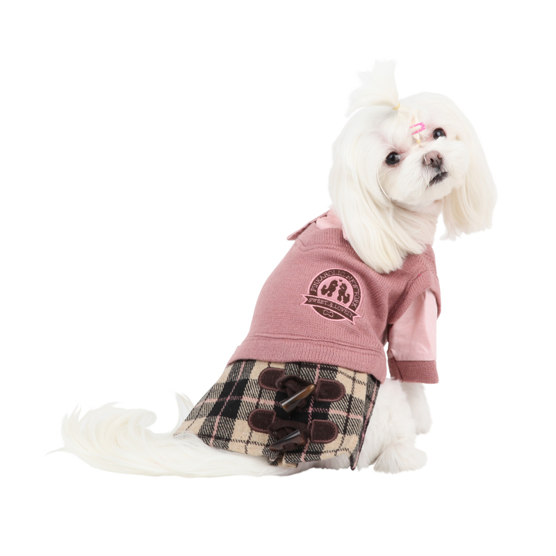 Damsel Dog Dress by Pinkaholic - Pink