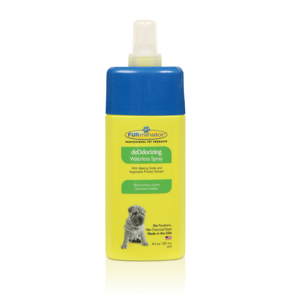 DeOdorizing Waterless Pet Spray by FURminator