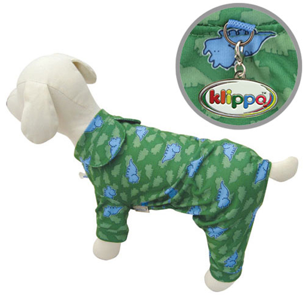 Dino Dog Pajamas by Klippo