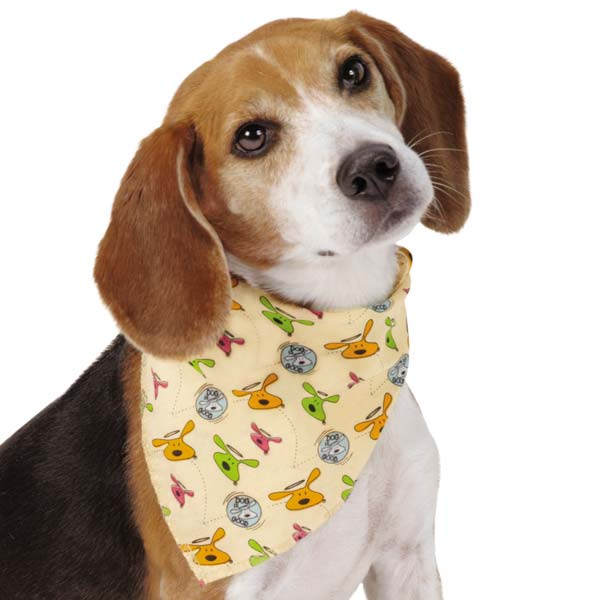Dog is Good Bolo Bounce Dog Bandana