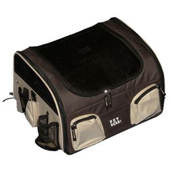 Doggie Carrier/Car Booster Seat - Sahara