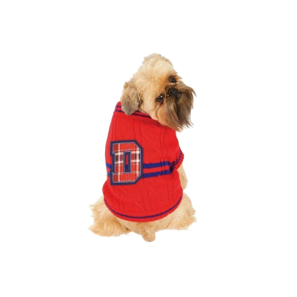 Doggy University Dog Sweater
