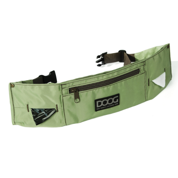 DOOG Walkie Belt - Green