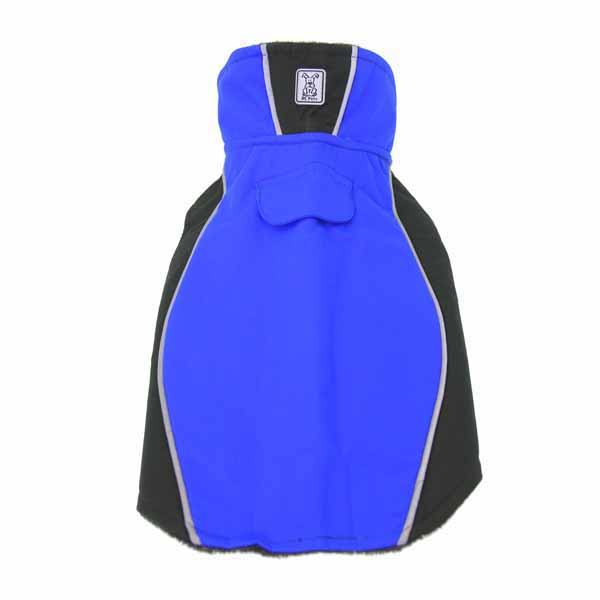 Double Diamond Dog Coat - Royal Blue