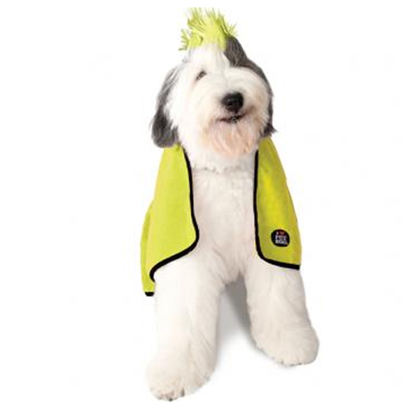 Dry as a Bone Microfiber Dog Towel by Pet Head