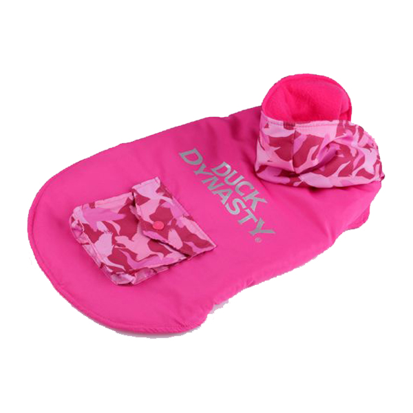 Duck Dynasty® Dog Coat - Pink