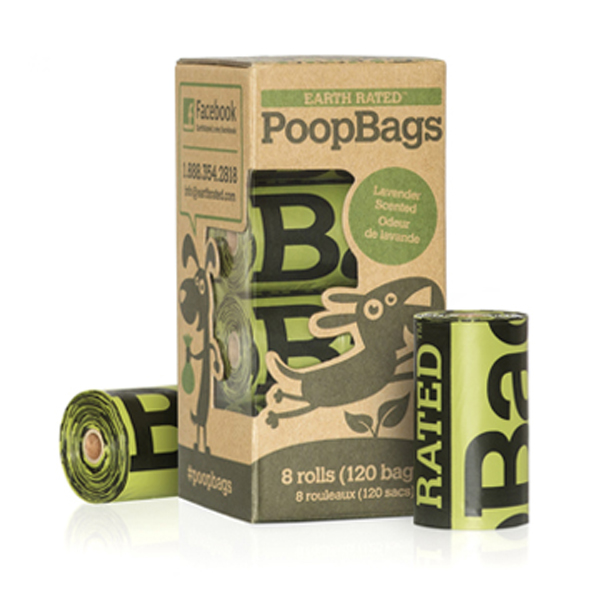 Earth Rated Poop Bags - Refills