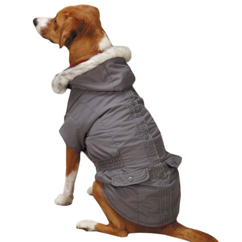 3-in-1 Eskimo Dog Jacket - Gray
