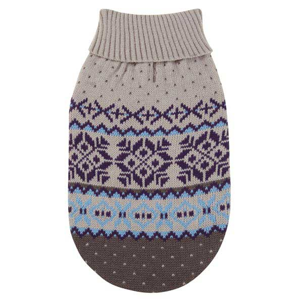 Avalanche Dog Sweater - Blue