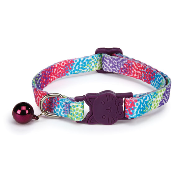 East Side Collection Confetti Cat Collar