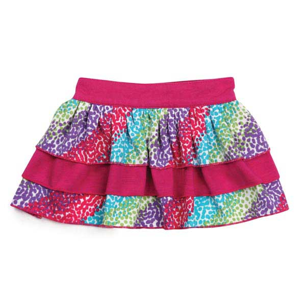 East Side Collection Confetti Ruffle Dog Skirt