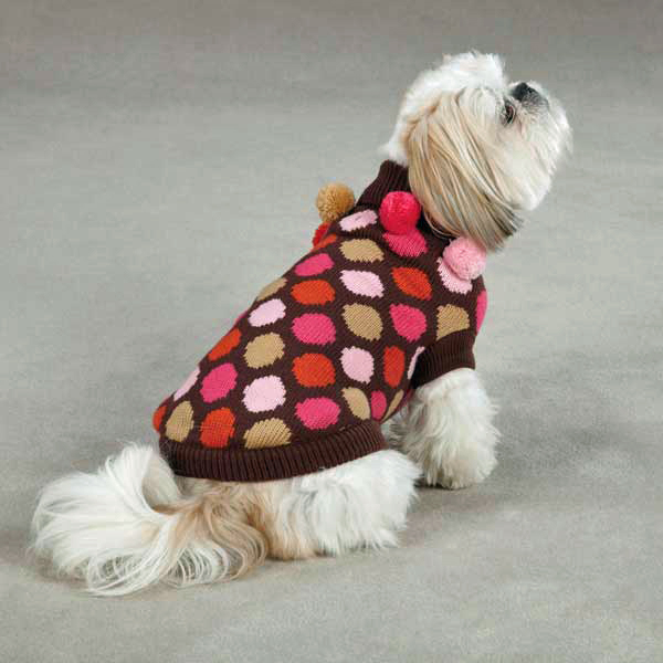 East Side Collection Spirit Dog Sweater