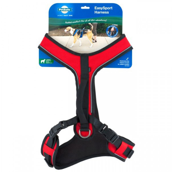 EasySport Dog Harness by PetSafe - Red