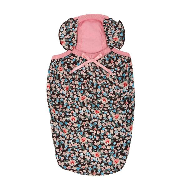 Ensemble Sleeveless Dog Dress by Puppia - Pink
