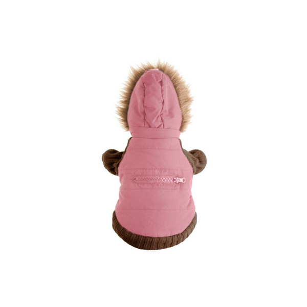 Everest Dog Coat - Pink
