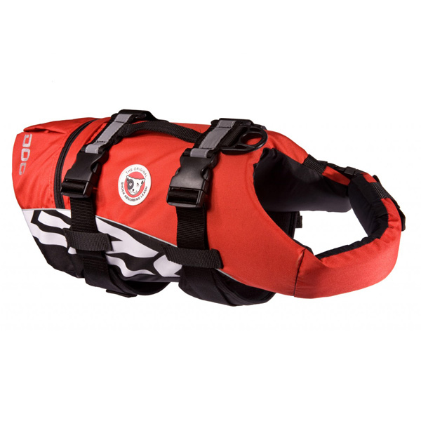 EzyDog Doggy Floatation Device - Red