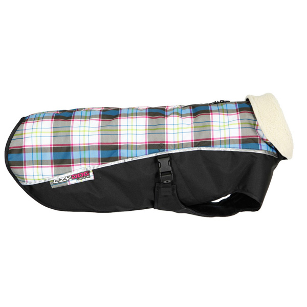 EzyDog Mission Dog Coat - Tartania