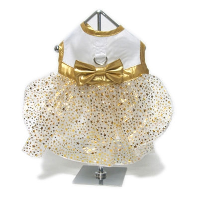 Fairy Dress with Removable Wings and Bow
