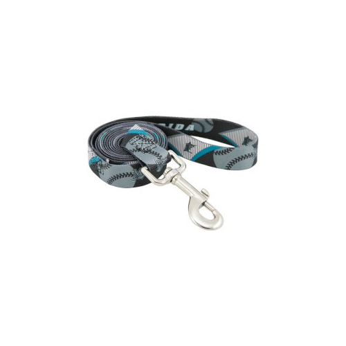 Florida Marlins Baseball Printed Dog Leash