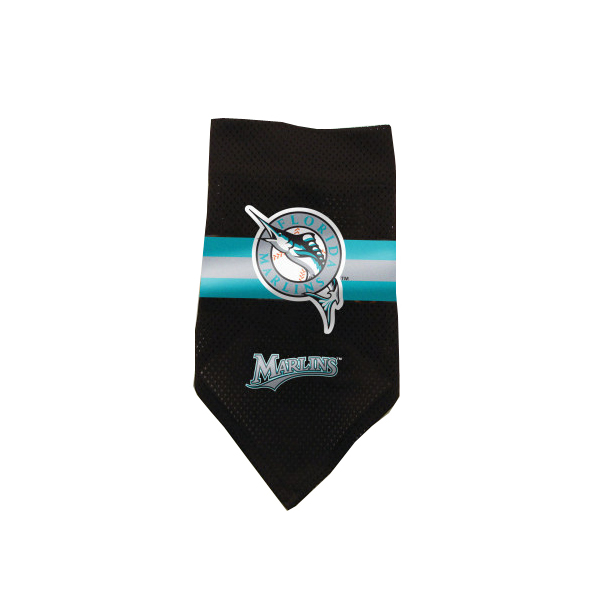 Florida Marlins Mesh Dog Bandana