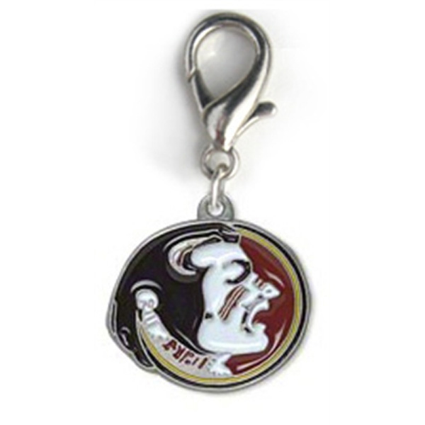 Florida State Dog Collar Charm