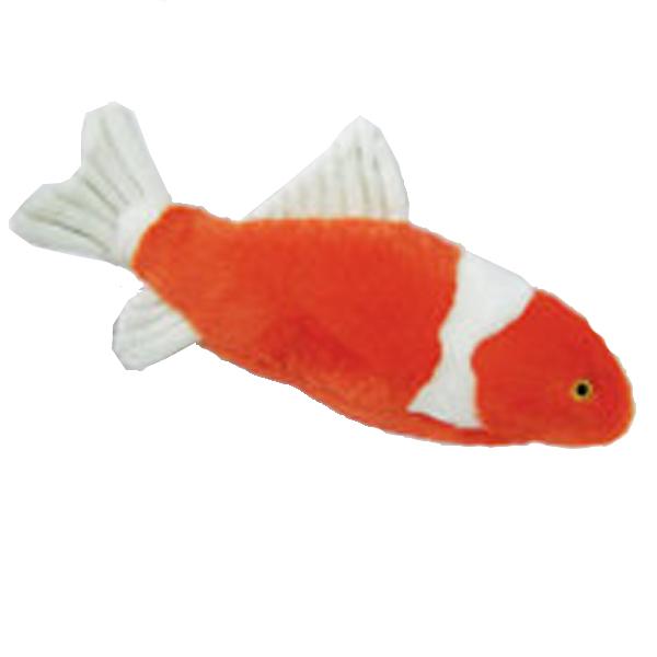 Fluff & Tuff Doy Toy - Finn Koi Fish