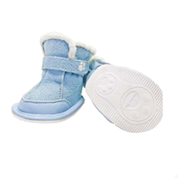 FouFou Duggz Dog Shoes - Blue