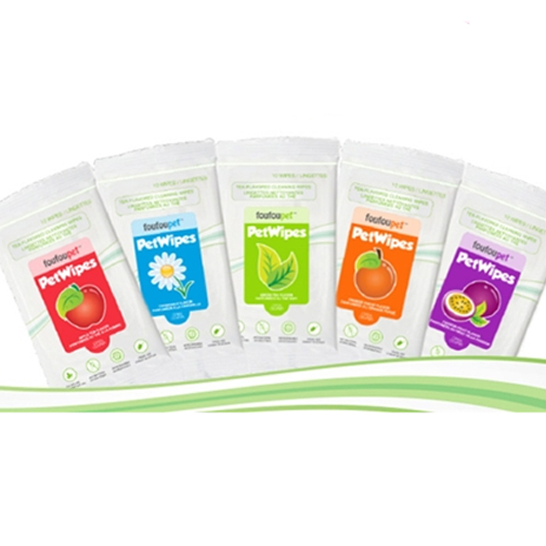 FouFouDog Pet Wipes