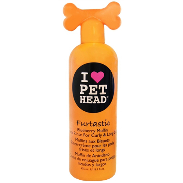 Furtastic Creme Rinse for Curly & Long Coat by Pet Head