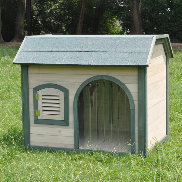 Garden Weather-Proof Large Dog House