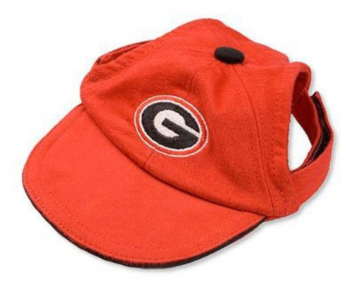 Georgia Bulldogs Dog Hat