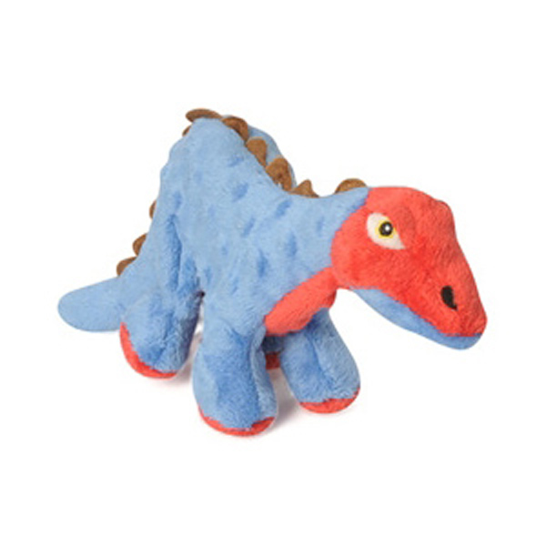 GoDog Dinosaurs Chew Guards - Blue Stegosaurus