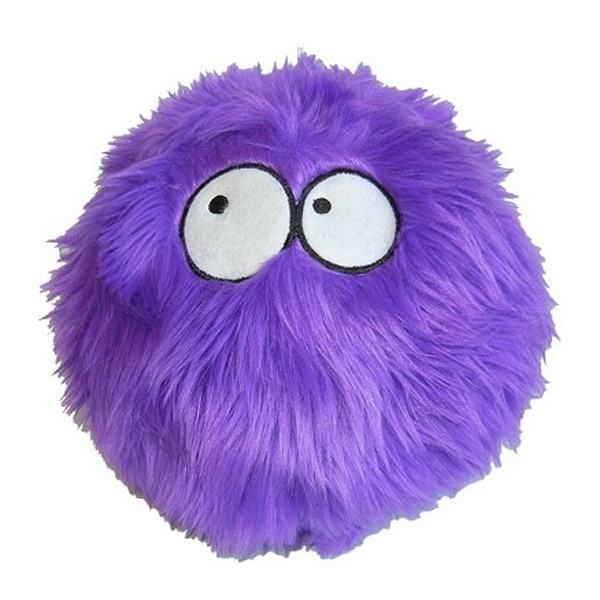GoDog Furballz Dog Toy - Purple