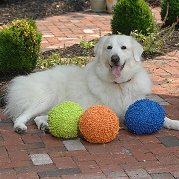 GoDog Fuzzy Wuzzy Balls