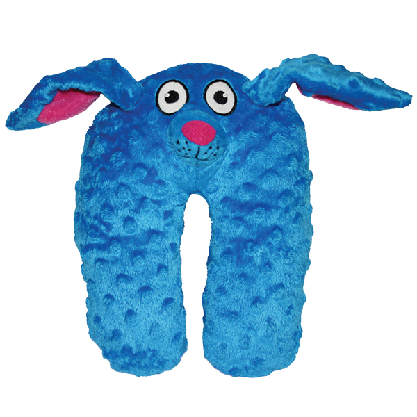 GoDog Unimal with Chew Guard Dog Toy - Hoppy