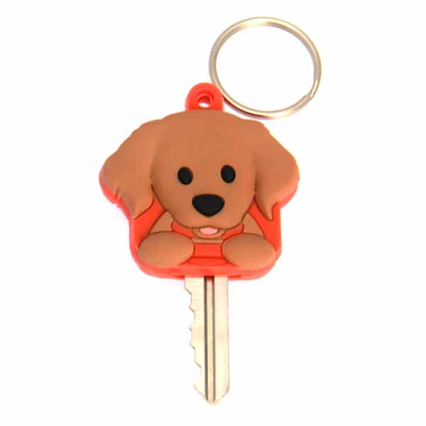 Golden Retriever Key Cover