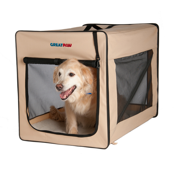 Great Paw Chateau Dog Crate