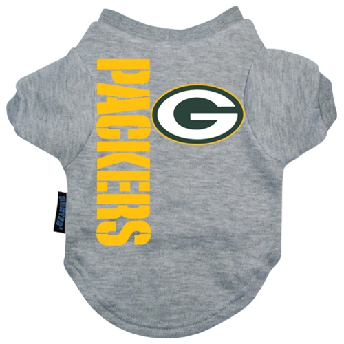 Green Bay Packers Dog T-Shirt