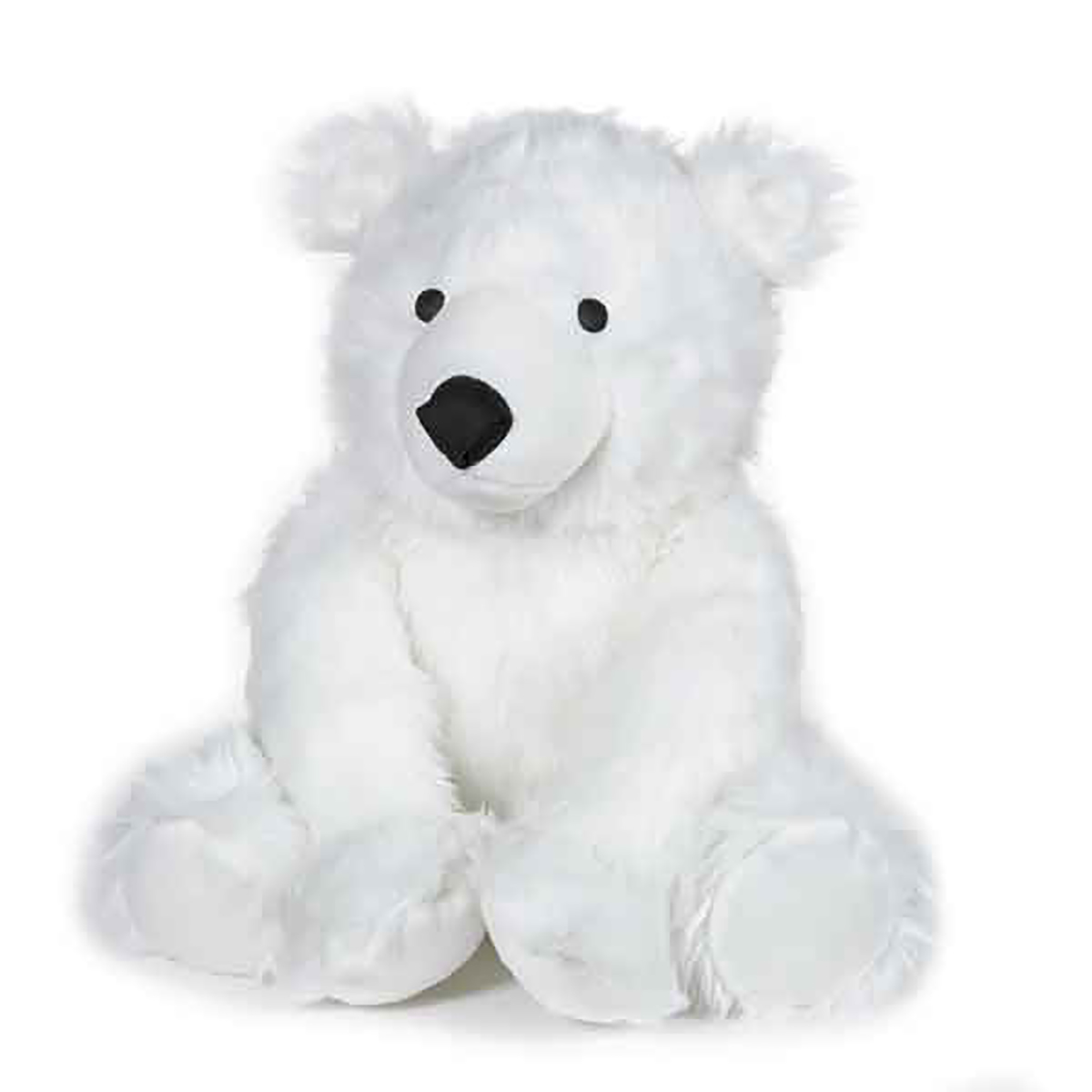 Polar Bear Toys : Grriggles arctic buddy dog toy polar bear baxterboo