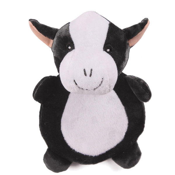 Grriggles Crinkleton Dog Toy - Cow