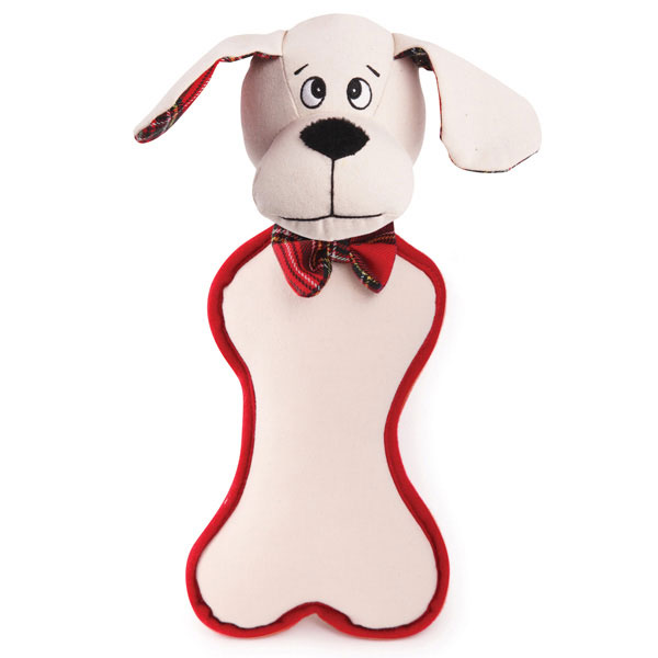 Grriggles Formal Farm Hand Dog Toy