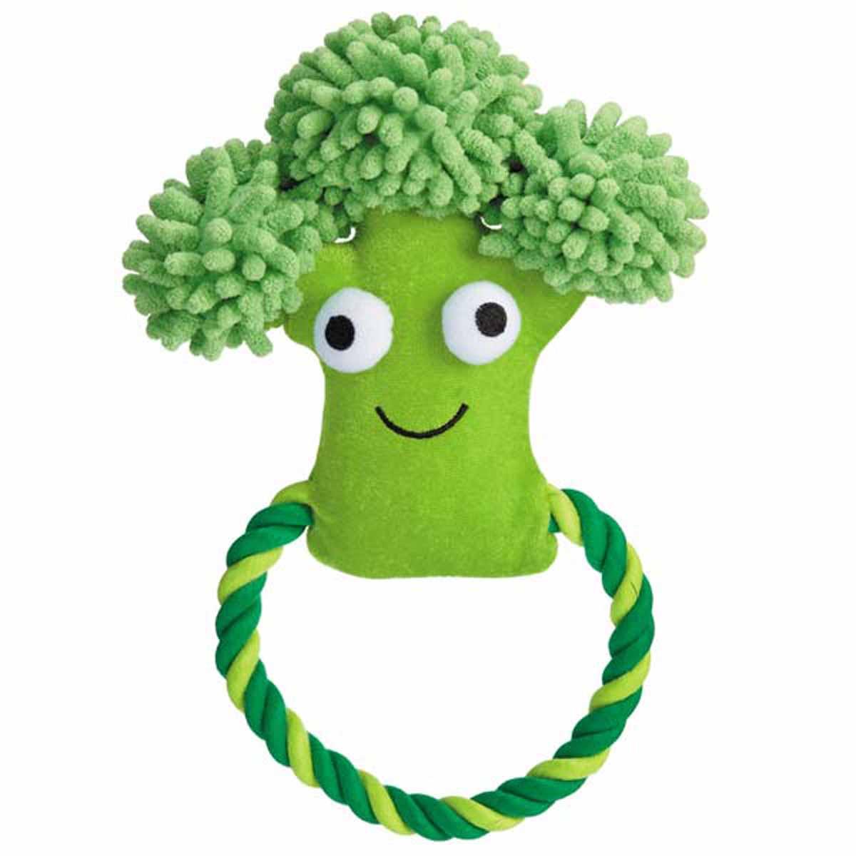 Dog Toy Broccoli