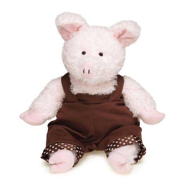 Grriggles Hoedown Hog Dog Toy - Boy