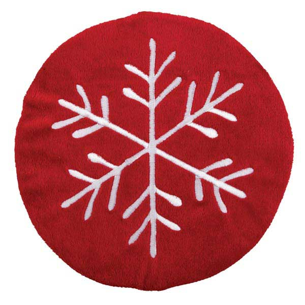 Grriggles Holiday Crinklers Dog Toy - Ornament