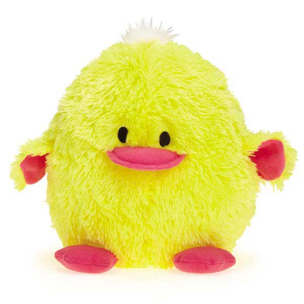 Grriggles Pudgy Grunters Dog Toy - Duck