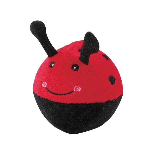 Grriggles Sunshine Sweetie Dog Toy - Ladybug